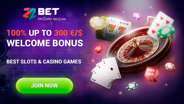 La Collection de Jeux à Croissance Éternelle de 22BET Casino