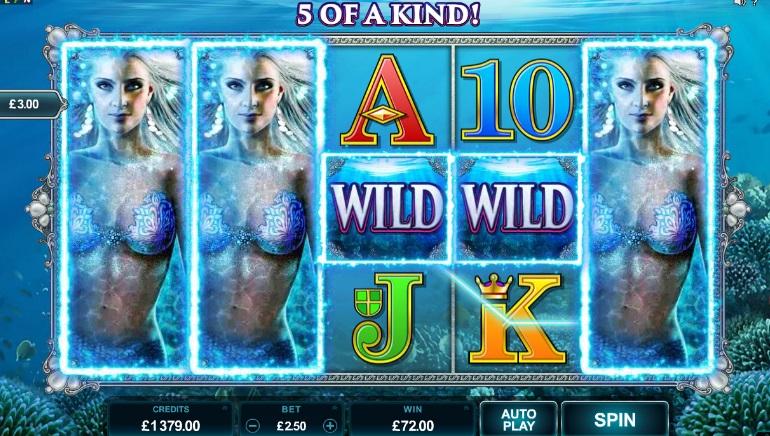 Les Casinos Microgaming lancent cinq nouveaux jeux en mai