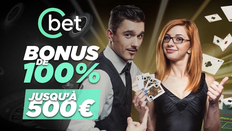 Obtenez un Bonus de Bienvenue Généreux de €500 chez Cbet.gg Casino