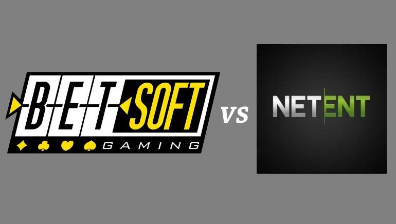 Bataille entre les éditeurs de jeux : NetEnt conter BetSoft