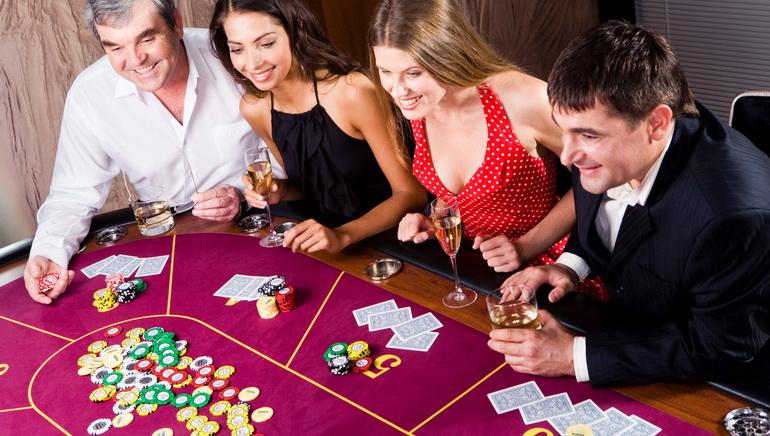 Vos amis jouent aux jeux de casino