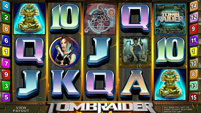 Les Casinos Microgaming Reçoivent la Nouvelle Machine à Sous Lara Croft en 2019