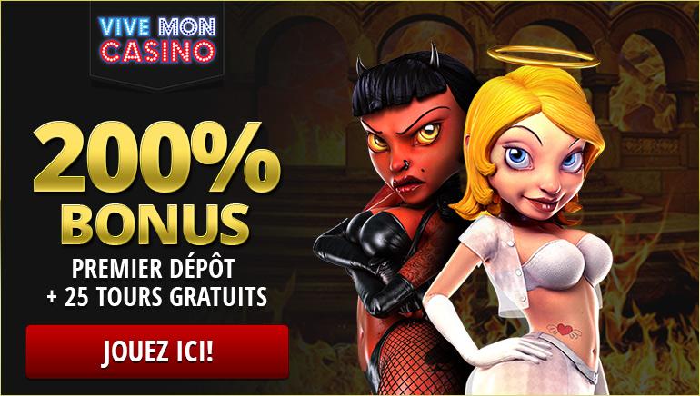 Vice Mon Casino Ici pour les Joueurs Français